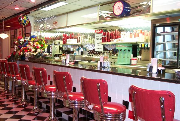 Diner Fifties Images Frompo 1